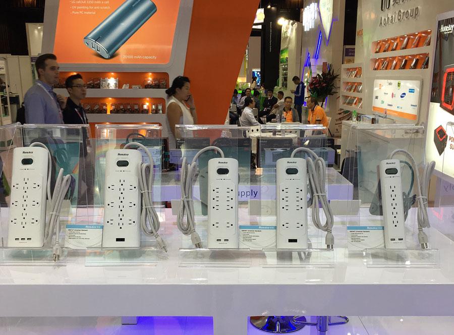 Huntkey-Global-Source-Consumer-Electronics-Show-PR-5