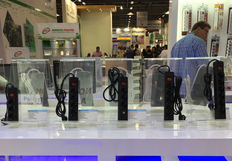 Huntkey-Global-Source-Consumer-Electronics-Show-PR-6