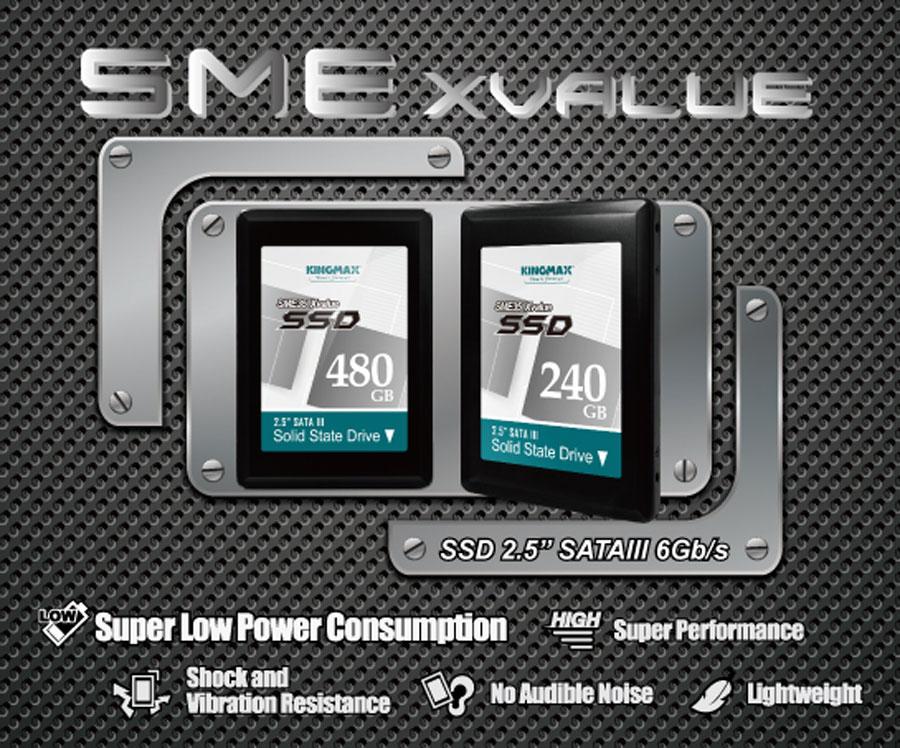 KINGMAX-MLC-SSD-PR