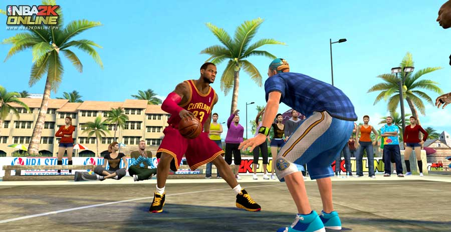 X-Play Online Games brings NBA2K Online to the Philippines ...