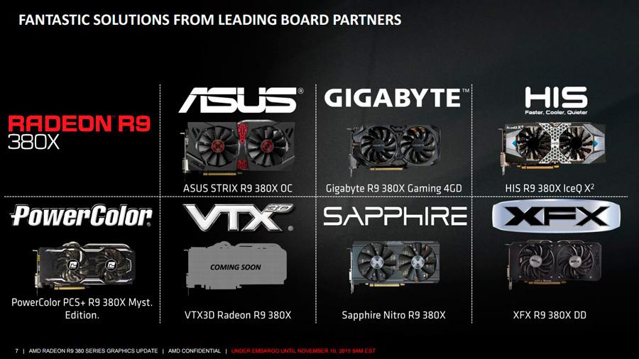 AMD Radeon R9 380X Reveal (4)