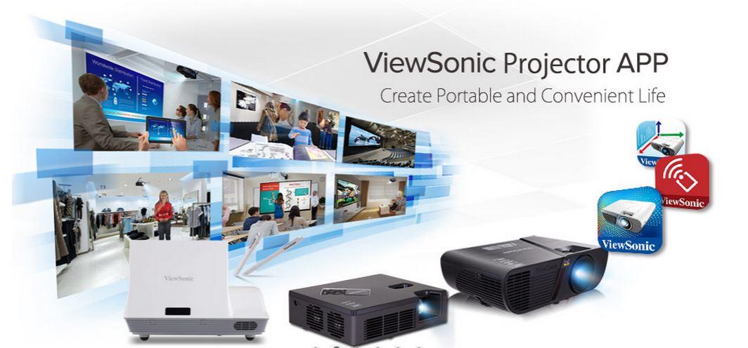 ViewSonic-Projector-Apps-PR