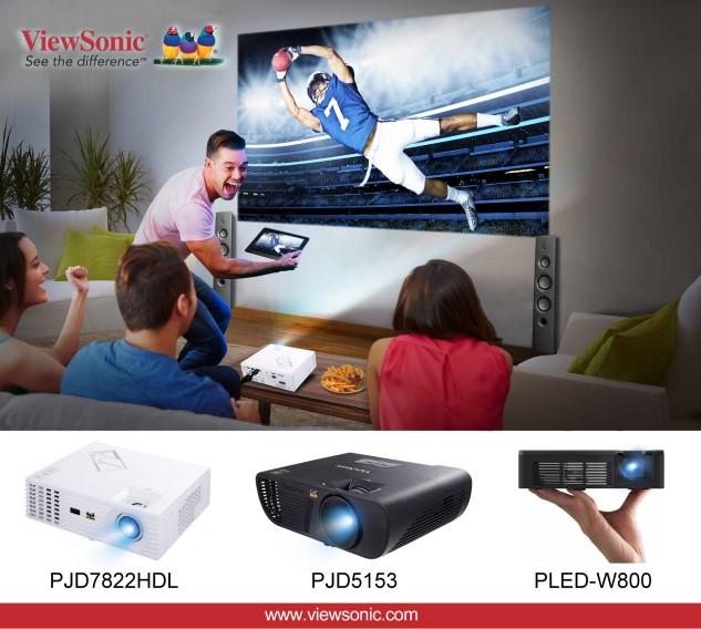 ViewSonic-Projectors-PR