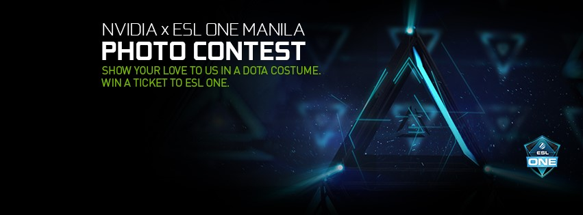 Nvidia-ESL-One-Manila-Ticket-2