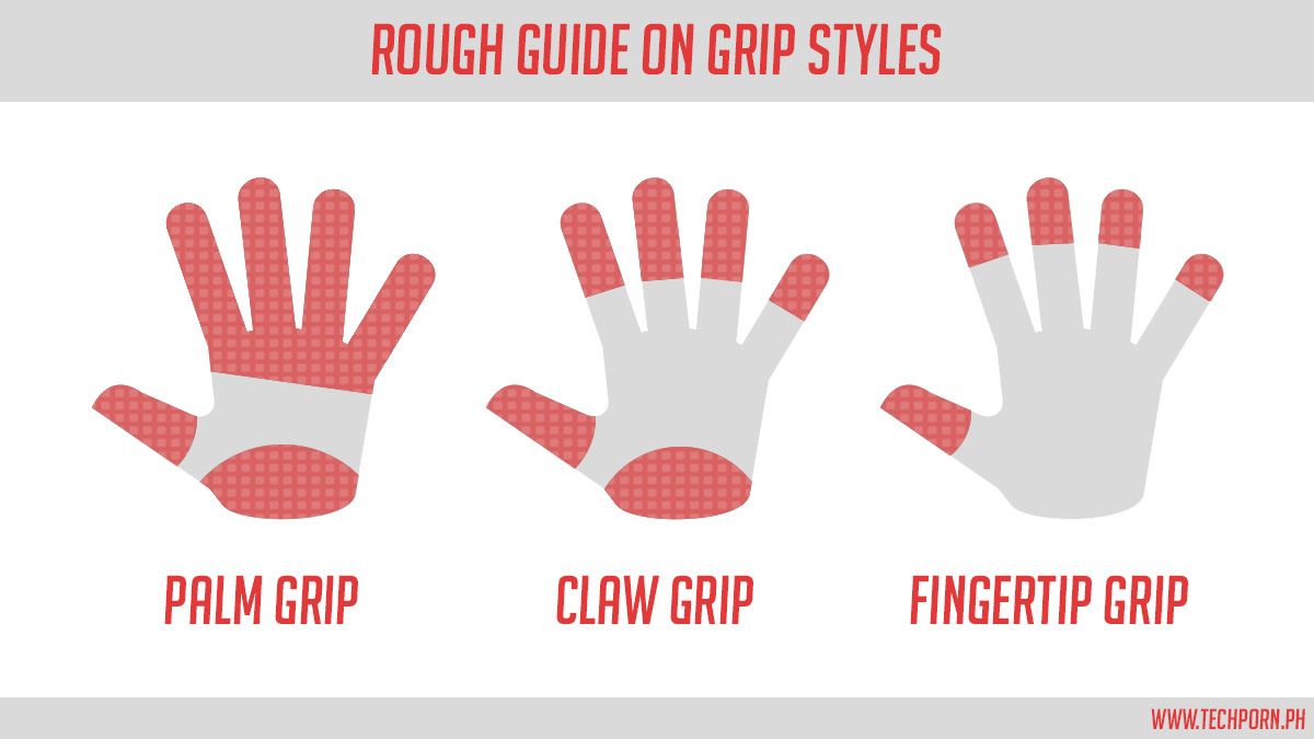Mouse-Grip-Styles