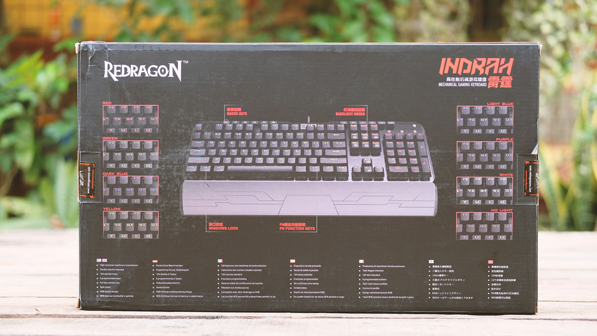 REDRAGON-Indrah-Mechanical-Keyboard-1