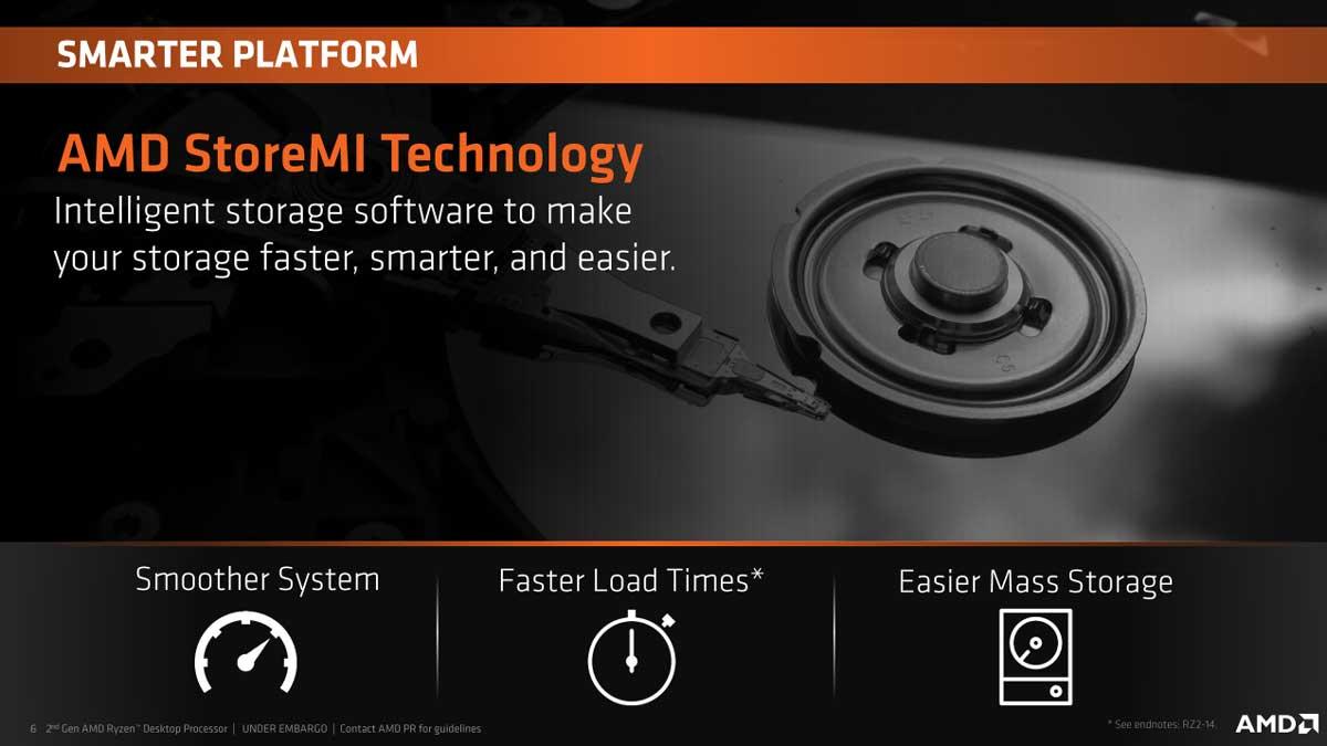 AMD Ryzen 2000 Initial News 1