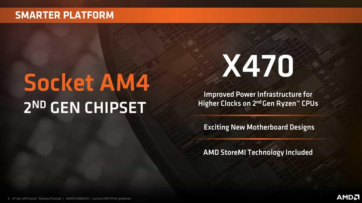AMD Ryzen 2000 Initial News 2