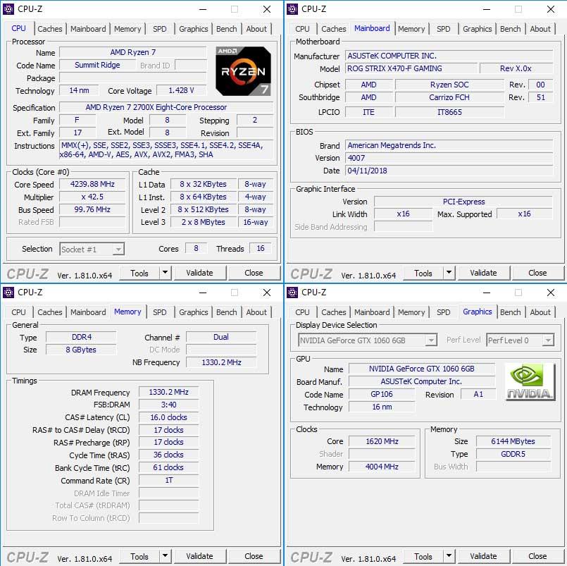 AMD Ryzen 2700X Review 3