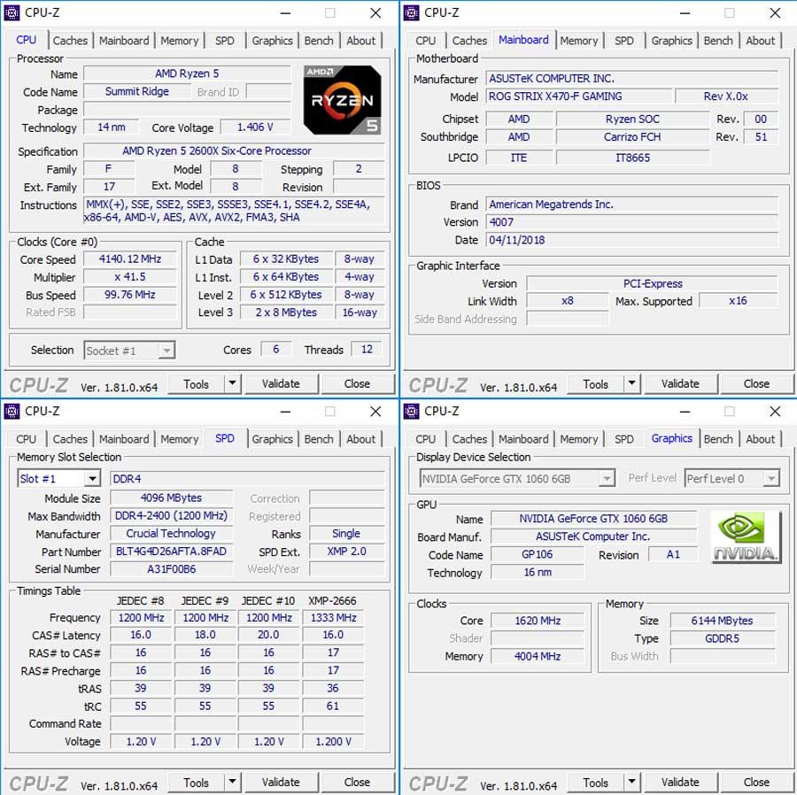 AMD Ryzen 5 2600X Review 1