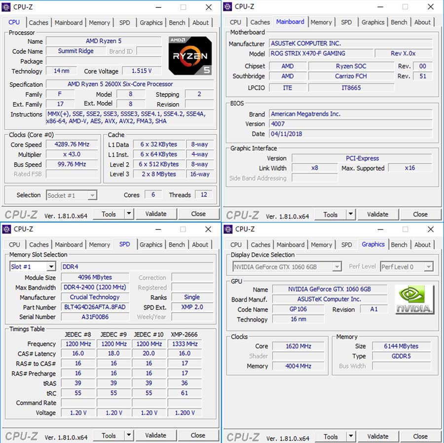 AMD Ryzen 5 2600X Review 14