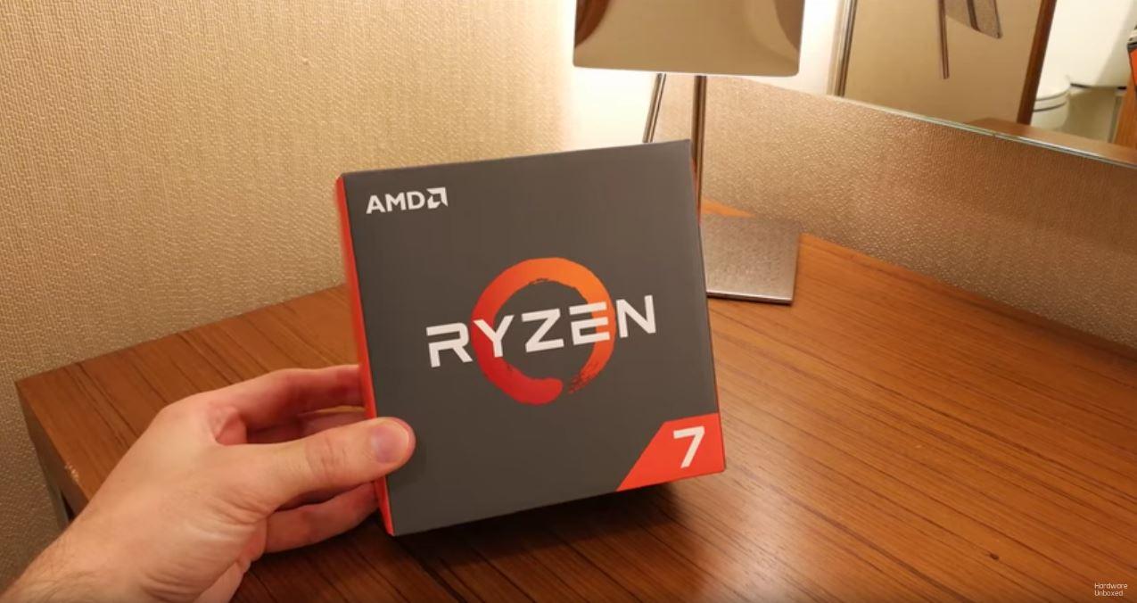 AMD Ryzen Official PR 2