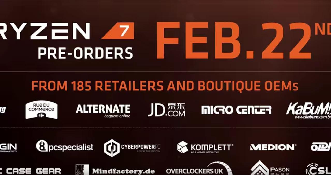 AMD Ryzen Official PR 3
