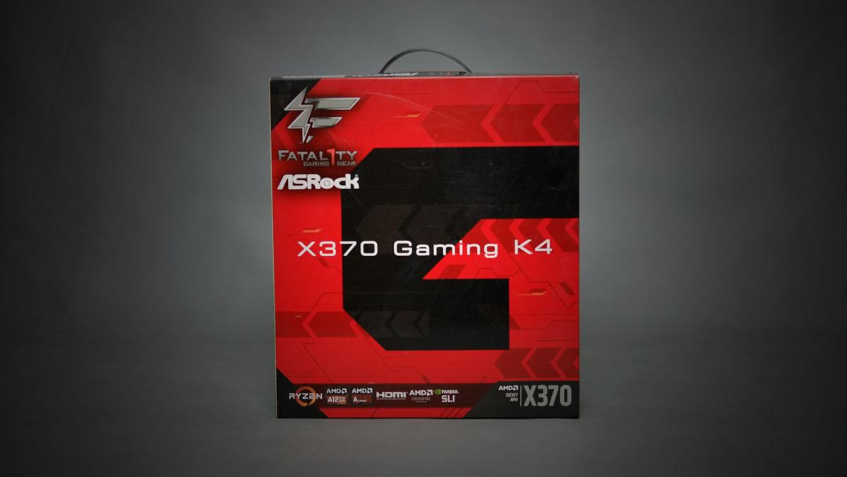 ASRock X370 Gaming K4 Review 1