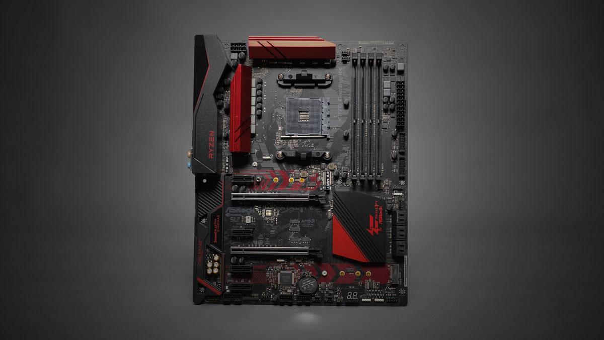 ASRock X370 Gaming K4 Review 10