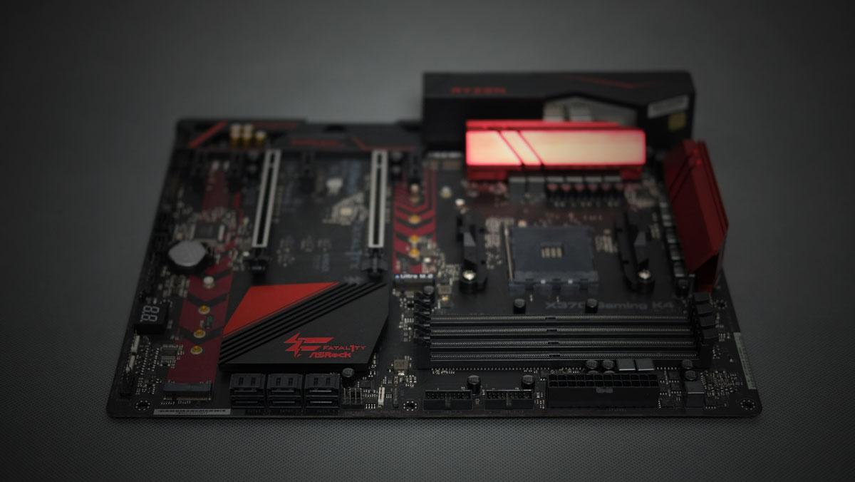 ASRock X370 Gaming K4 Review 6