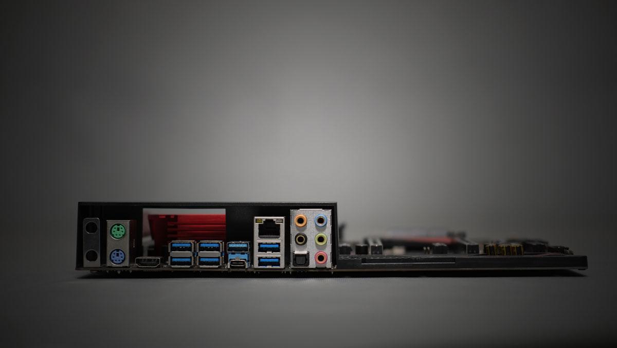 ASRock X370 Gaming K4 Review 8