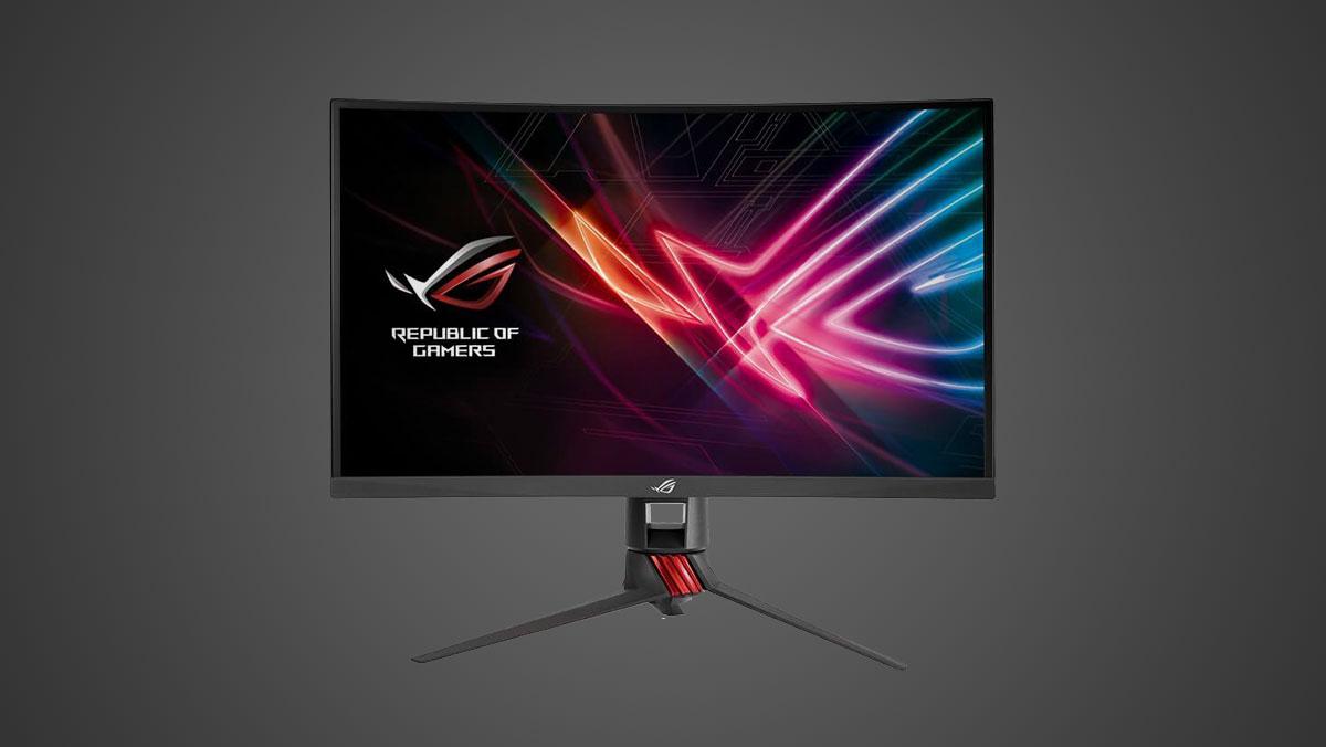 ASUS ROG Strix XG32VQ Gaming Monitor 2