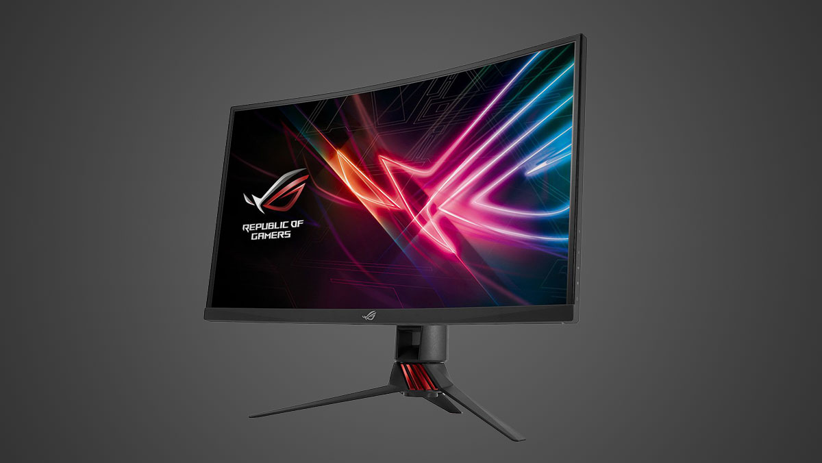 ASUS ROG Strix XG32VQ Gaming Monitor 3