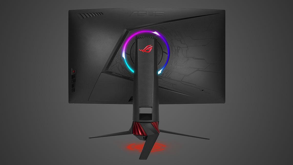 ASUS ROG Strix XG32VQ Gaming Monitor 4