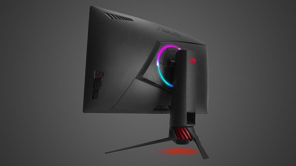 ASUS ROG Strix XG32VQ Gaming Monitor 5