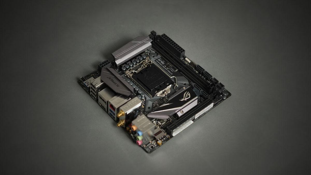 ASUS ROG Strix Z270I Gaming ITX 5