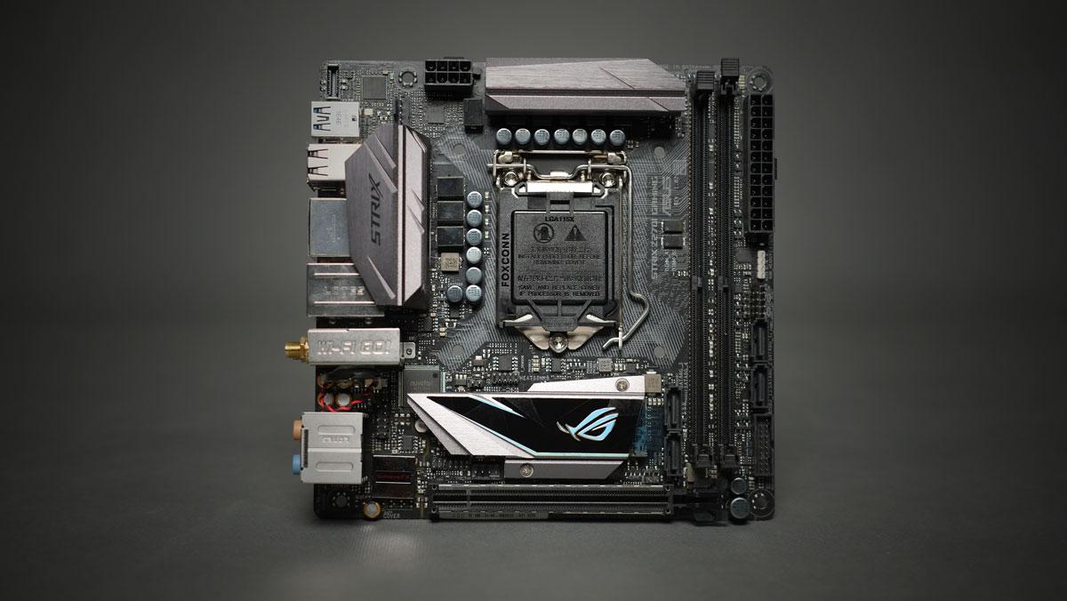 ASUS ROG Strix Z270I Gaming ITX 8