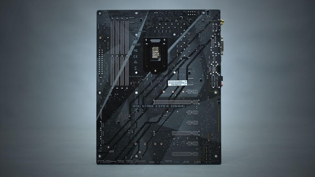 ASUS ROG Strix Z370 E Gaming 1