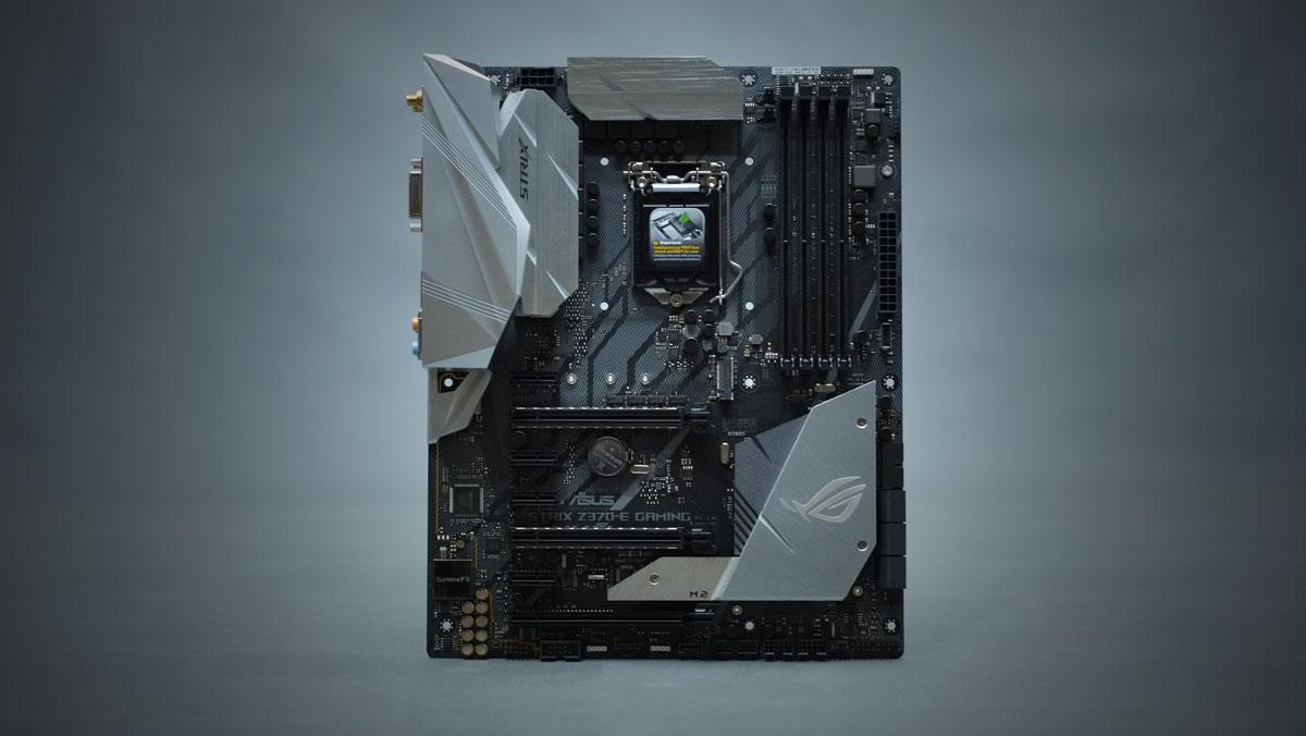 ASUS ROG Strix Z370 E Gaming 2
