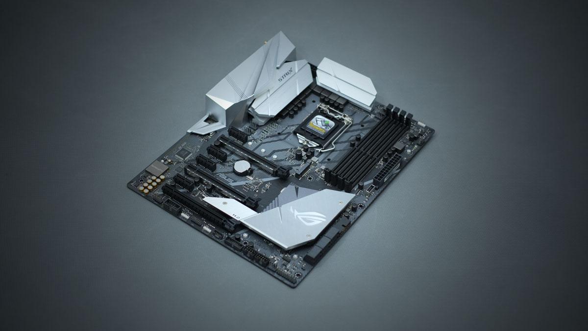 ASUS ROG Strix Z370 E Gaming 3