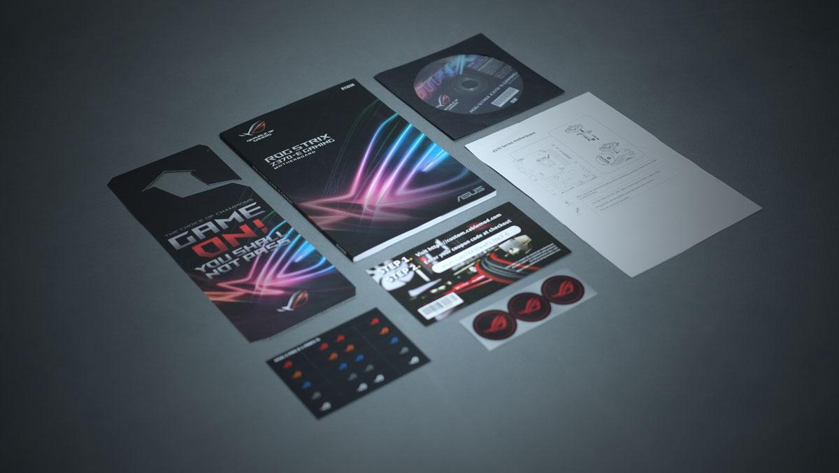 ASUS ROG Strix Z370 E Gaming 9