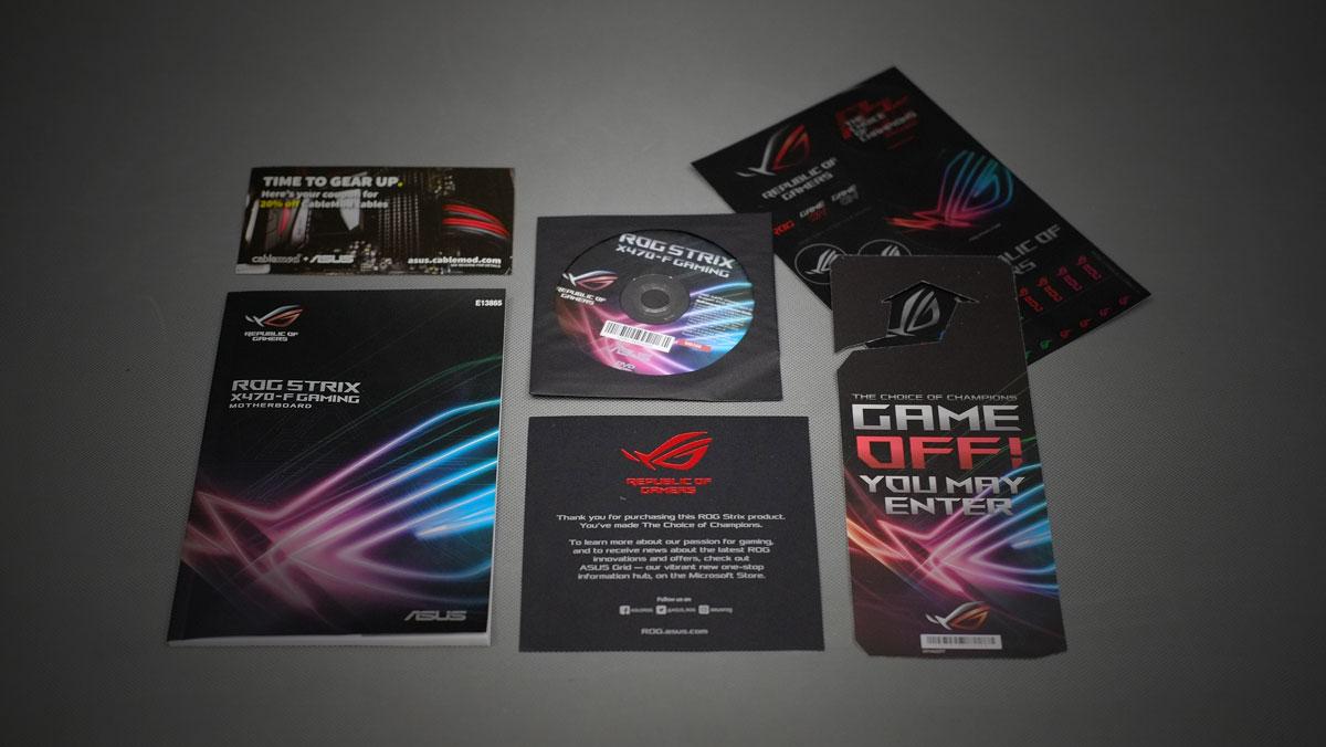 ASUS X470 F Gaming 3