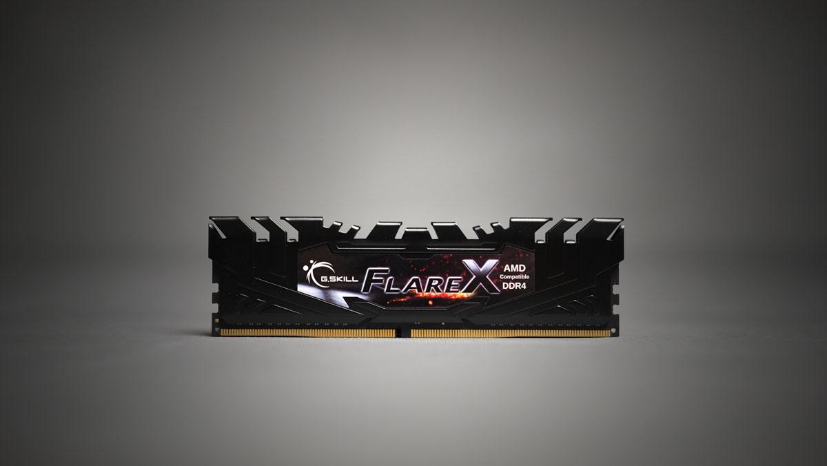 G.SKILL Flare X 3200MHz DDR4 Kit 4