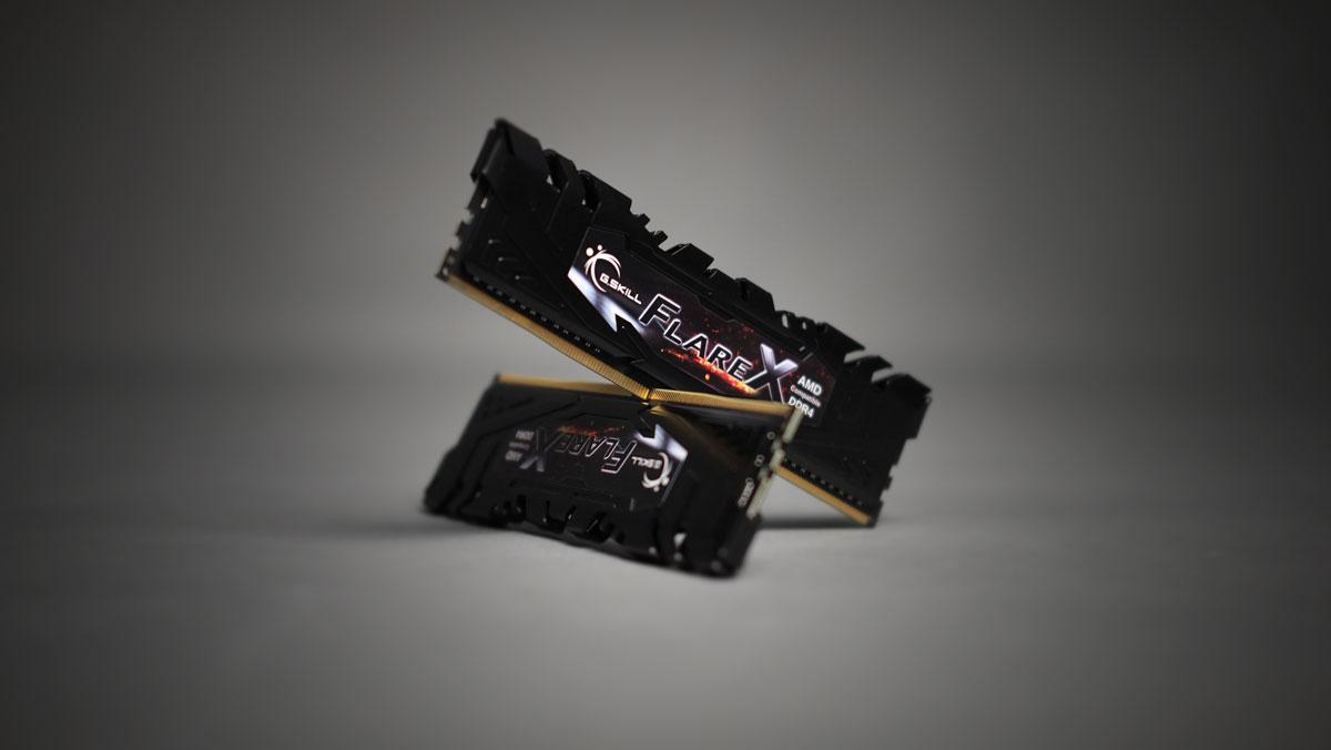 G.SKILL Flare X 3200MHz DDR4 Kit 5