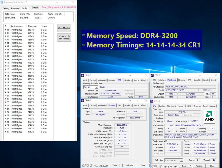 G.SKILL Fortis Flare AMD Ryzen PR 3