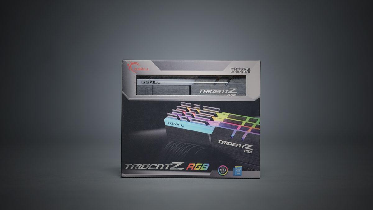 G.SKILL Trident Z RGB Review 1