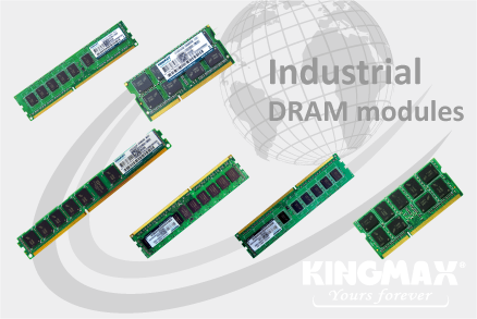 Industrial-DRAM