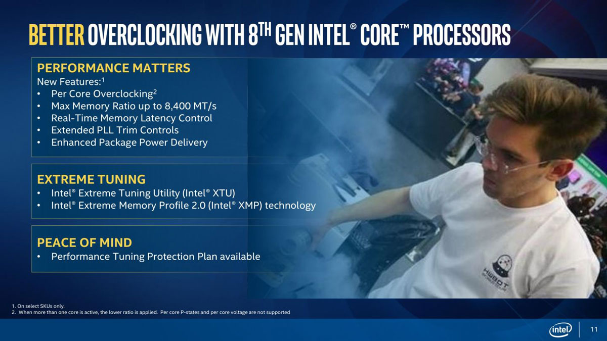 Intel Coffee Lake Slides 3