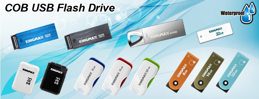 KINGMAX-COB-USB-Flash-Drives