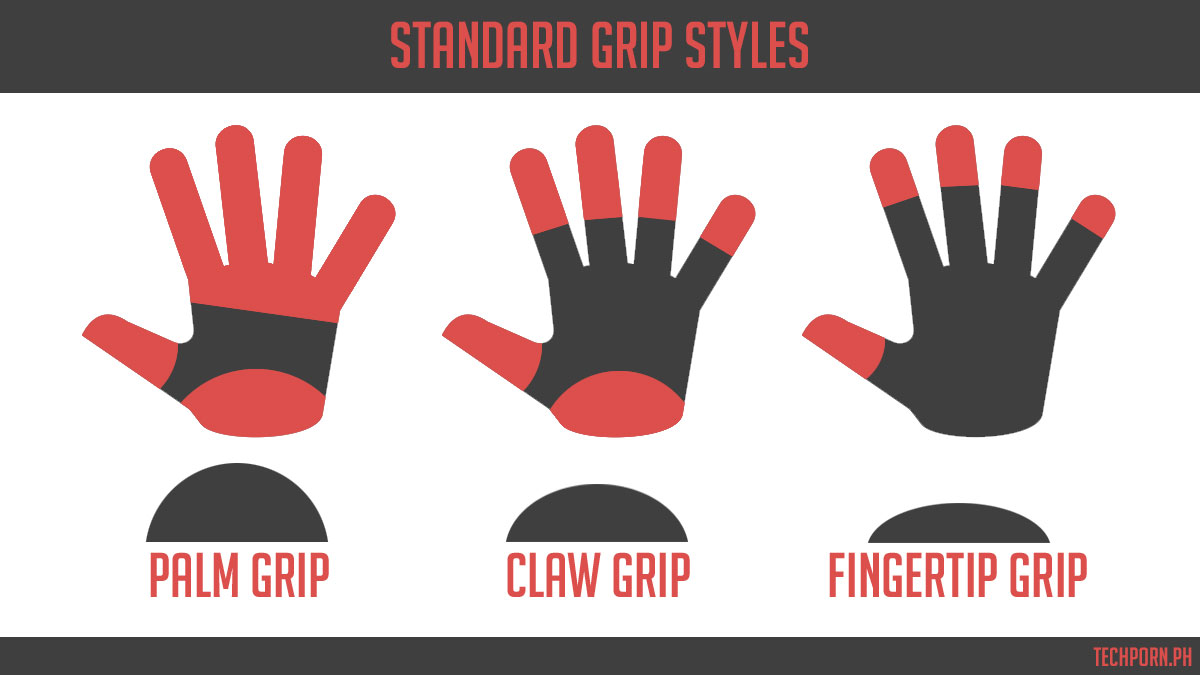 Mouse Feature Grip V3