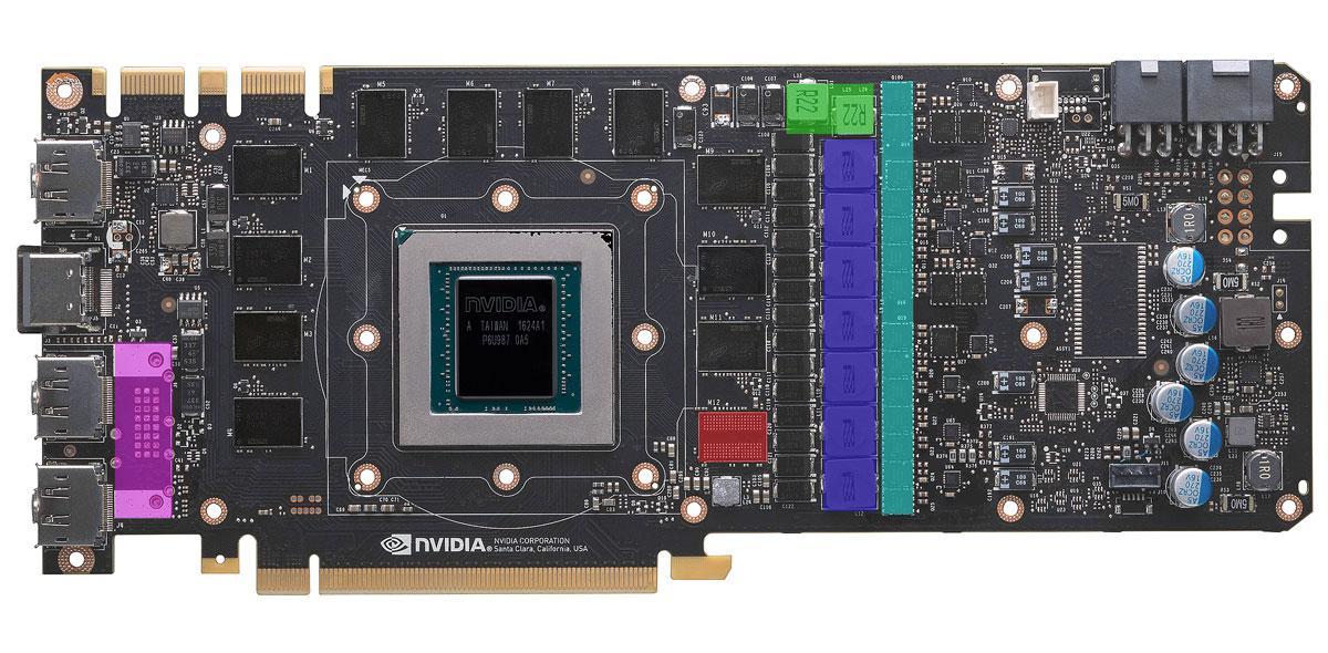 Nvidia GeForce GTX 1080 Ti Founders Edition 15