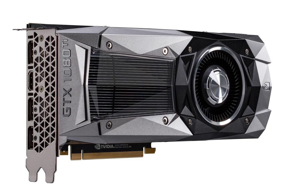 Nvidia GeForce GTX 1080 Ti Founders Edition 16