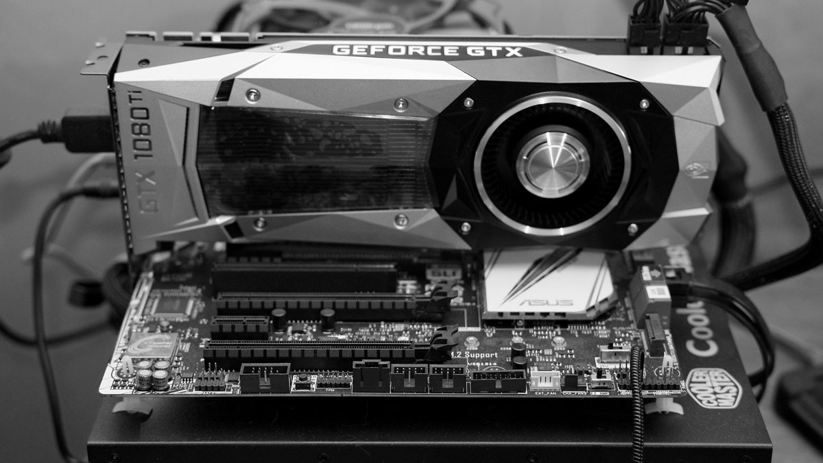 Nvidia GeForce GTX 1080 Ti Founders Edition 19