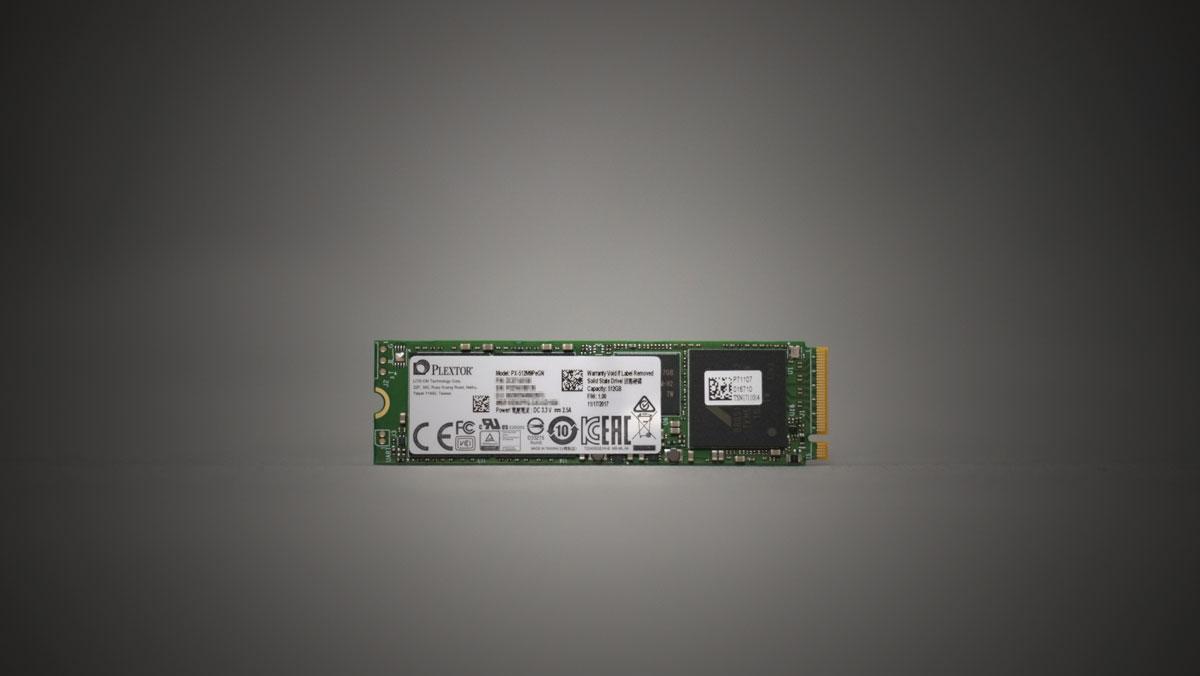 PLEXTOR M9PE NVME SSD 1
