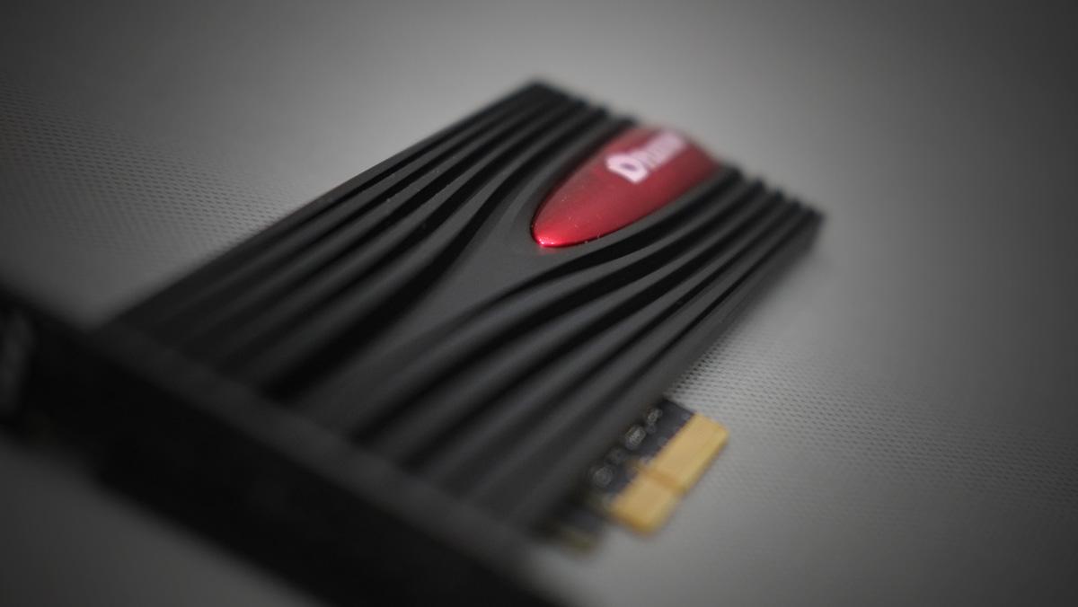 Plextor M9PEY NVME PCI E SSD 3