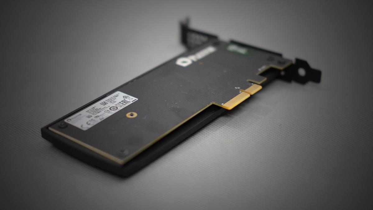 Plextor M9PEY NVME PCI E SSD 4