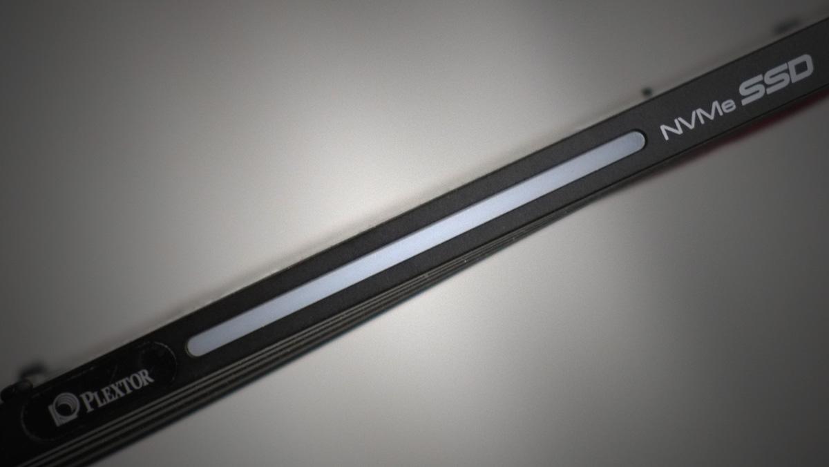 Plextor M9PEY NVME PCI E SSD 5