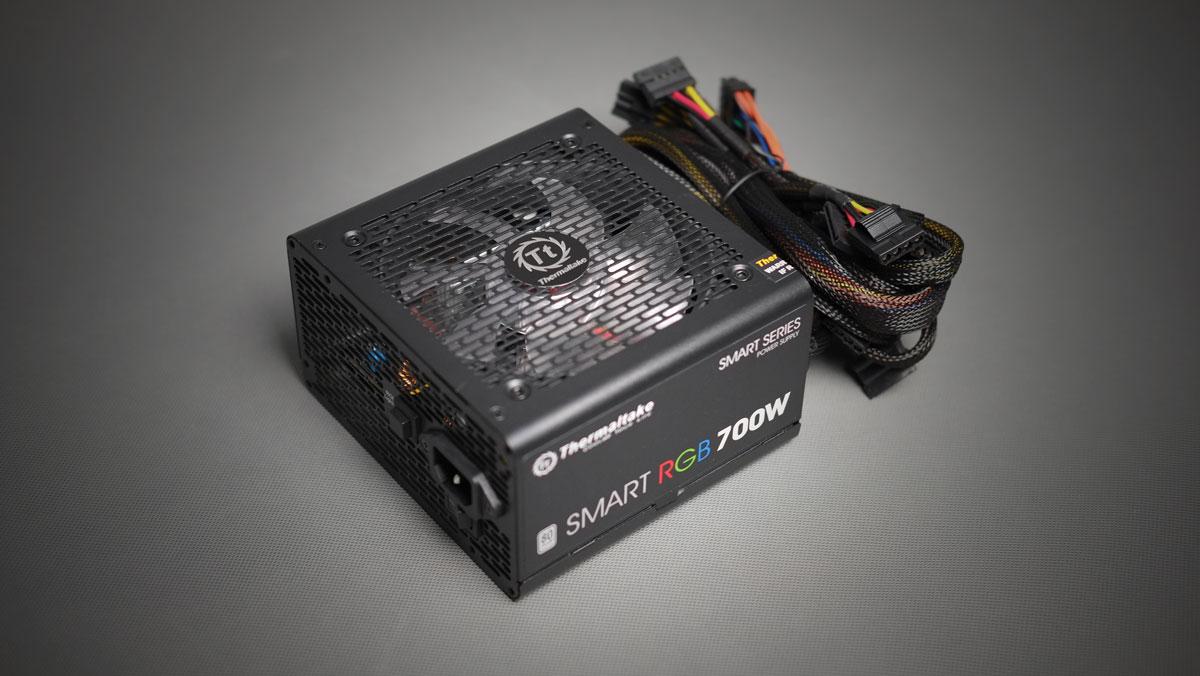 Thermaltake Smart RGB PSU 700W 4