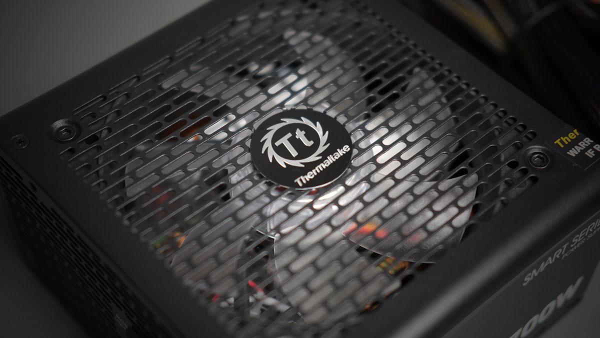Thermaltake Smart RGB PSU 700W 8