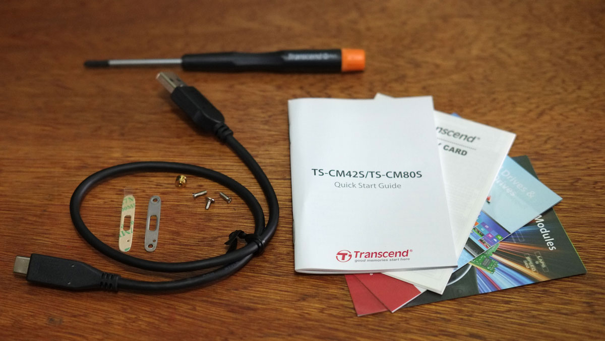 Transcend TS CM80S 2
